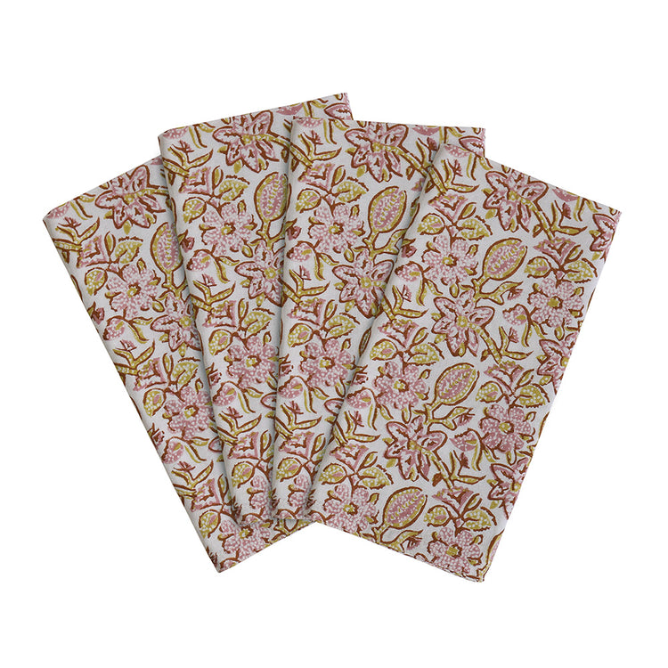 Country Floral Napkin Set