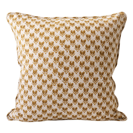 Saffron Cushion