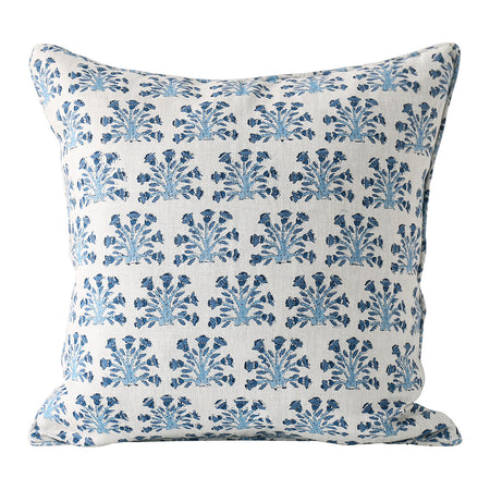 Floral Riviera Cushion