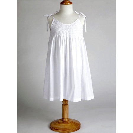 Children's Cotton Voile Nightdress