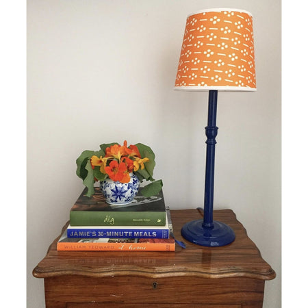 Lamp Base - Navy