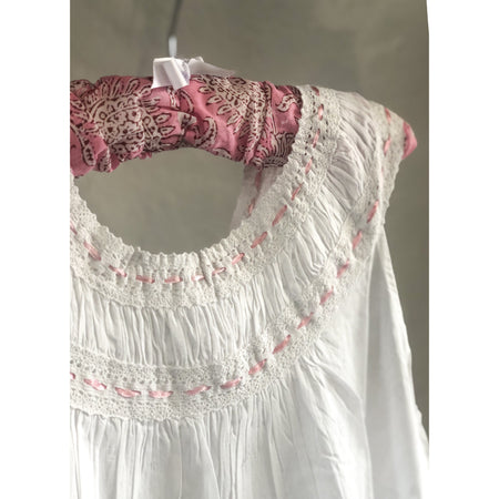 Nightdress - Pink Ribbon