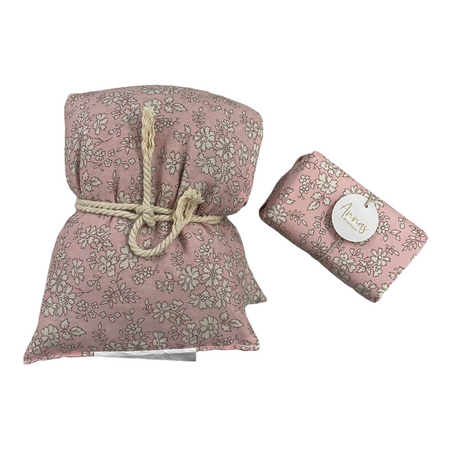 Liberty Heat Pack & Wrapped Soap- Capel Pink