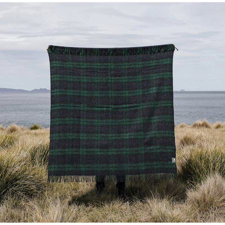 Travel & Picnic Rug - Blackwatch