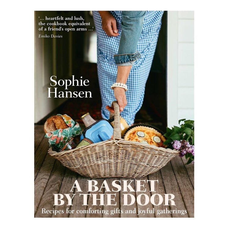 A Basket By The Door - By Sophie Hansen