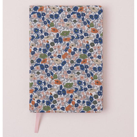 Notebook - Liberty Poppy Forest