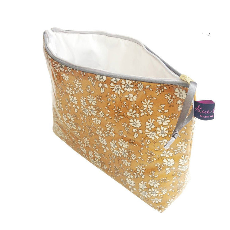 Wash Bag - Liberty of London Capel Mustard