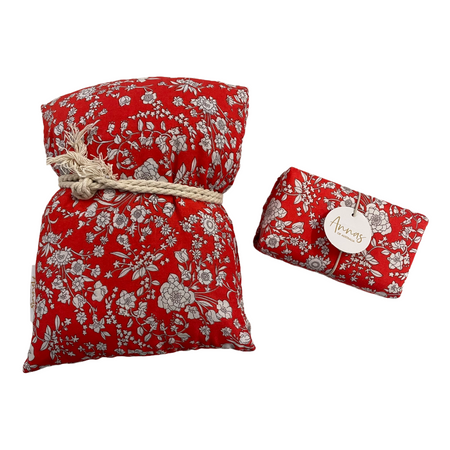 Liberty Heat Pack & Wrapped Soap- Summer Bloom