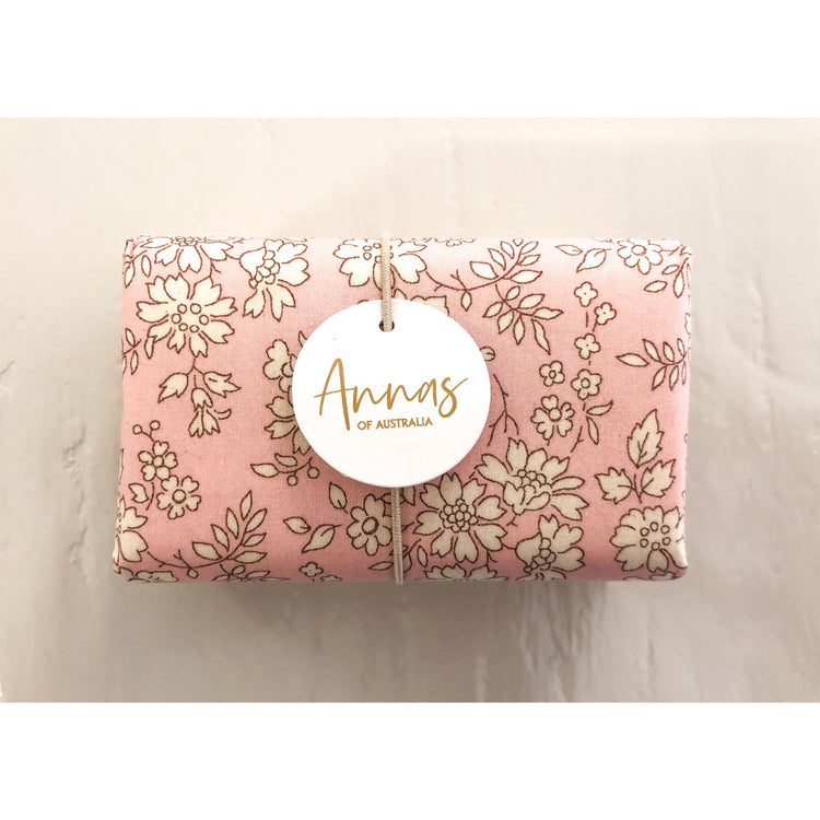 Wrapped Soap - Capel Pink