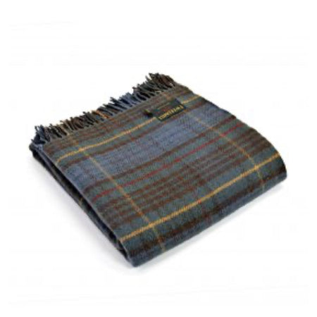 Tartan Throw Rug - Antique Hunting Stewart