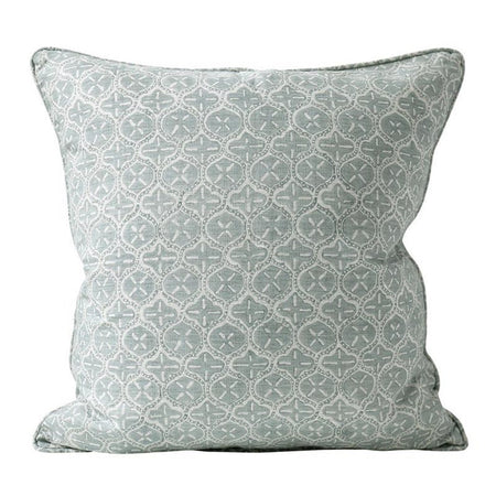Pasadena Cushion - Celadon Green