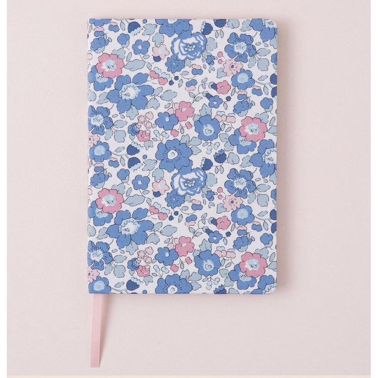 Notebook - Liberty Betsy Blue