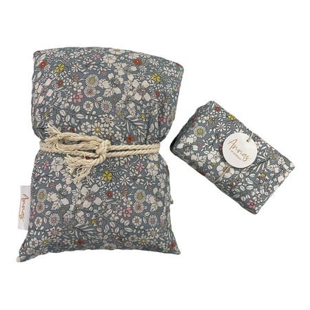 Liberty Heat Pack & Wrapped Soap- Meadow