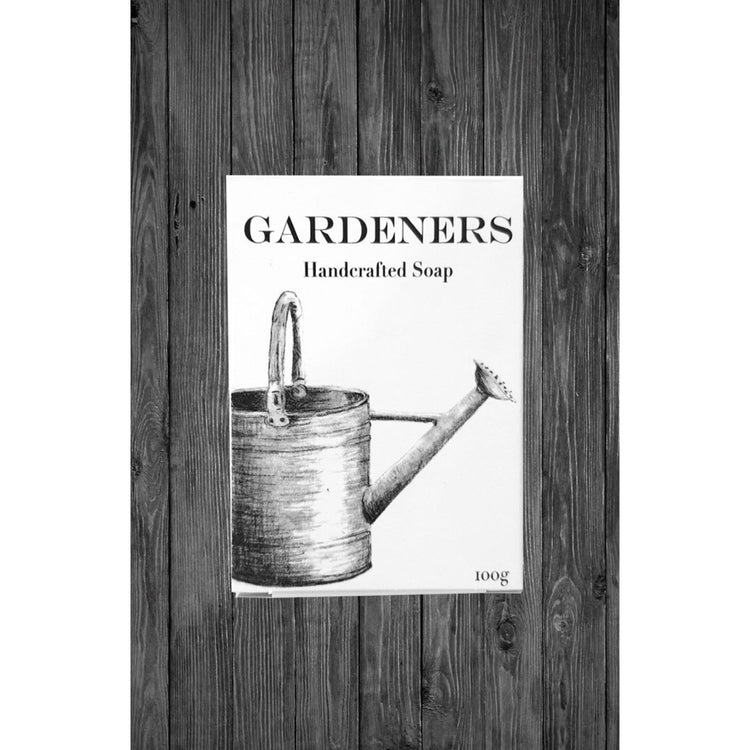 Handcrafted Art Soap - Gardeners