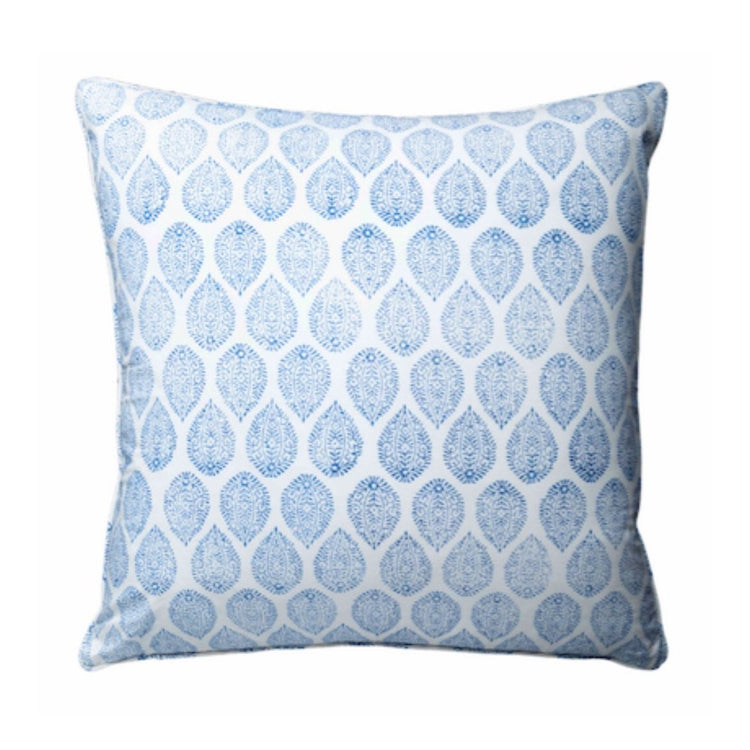 Cushion - Lotus Blue