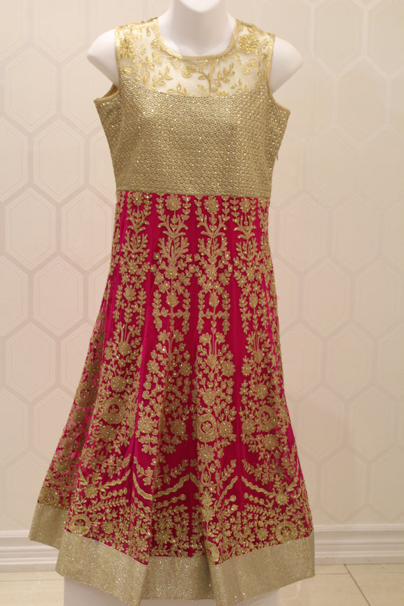 Anarkali Kids Suit