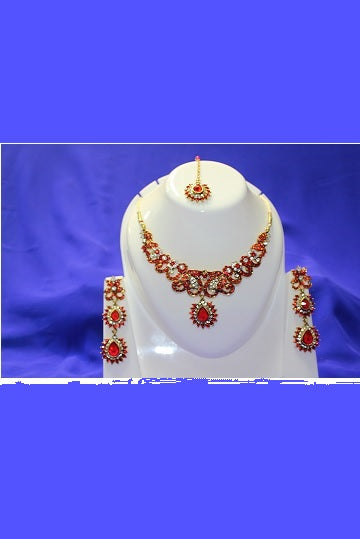 Indian Necklace Set