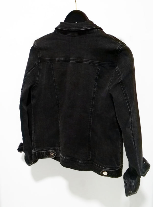 ETC Staples Denim Jacket - Black (PRE ORDER)