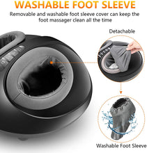 Load image into Gallery viewer, Mynt Shiatsu Foot Massager Machine with Adjustable Heat