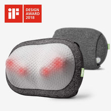 Load image into Gallery viewer, Mynt Cordless Shiatsu Neck Back Pillow