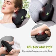 Load image into Gallery viewer, Mynt Shiatsu Massage Pillow with Heat