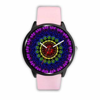 Watch Mandala Pink
