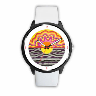 Watch Mandala White