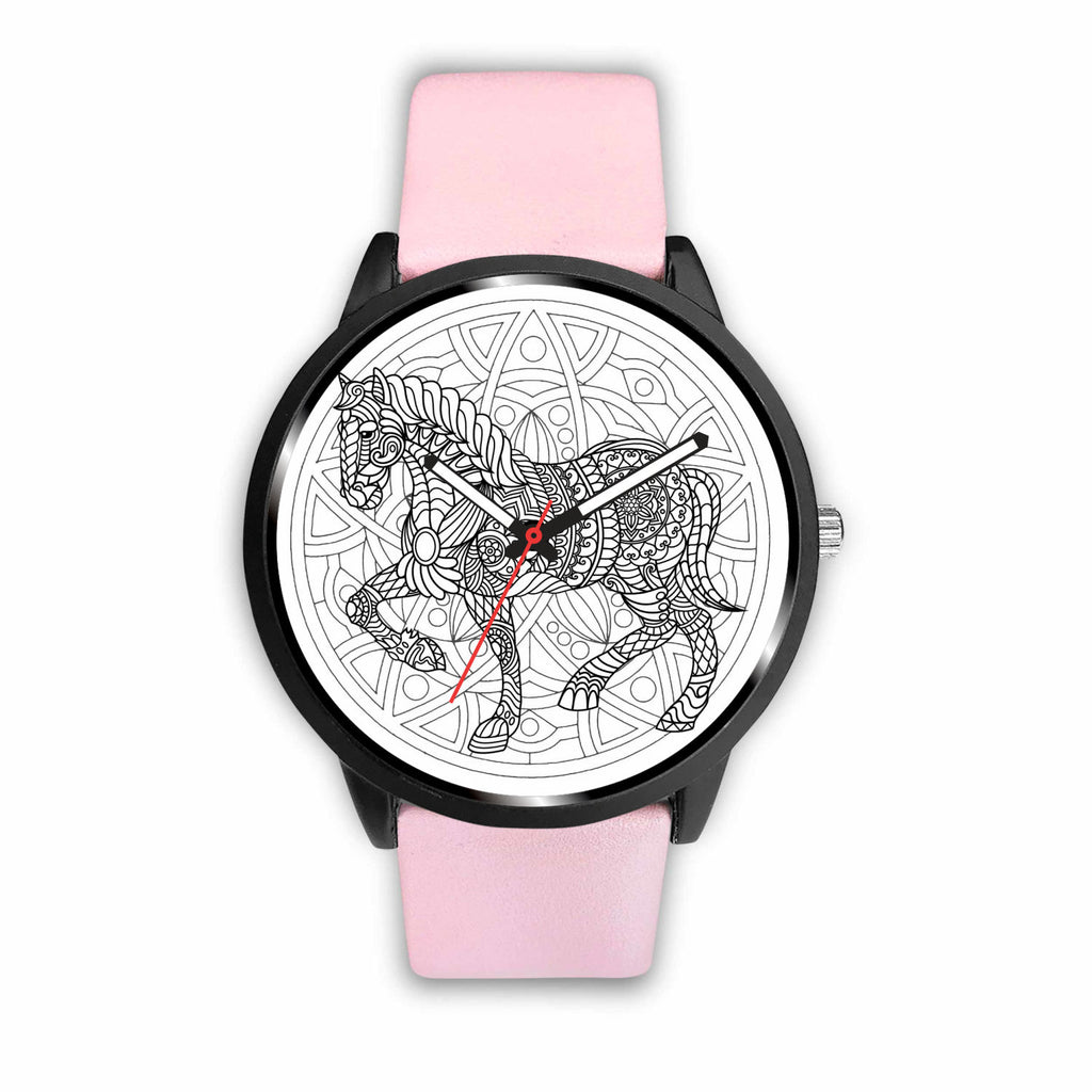 Watch Mandala Horse