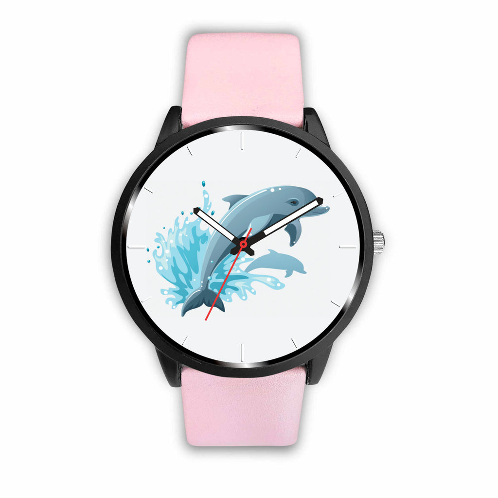 Watch Dolphin White Blue