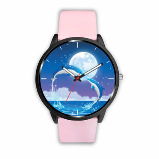 Watch Dolphin Pink