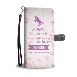 Wallet Case Unicorn