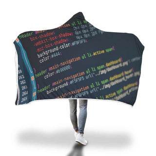 Hooded Blanket Programer