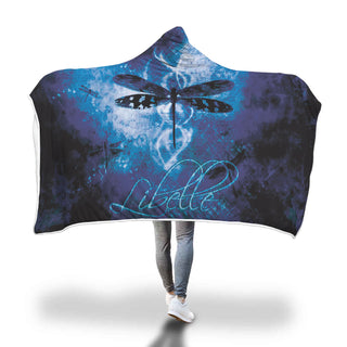 Hooded Blanket Drangonfly