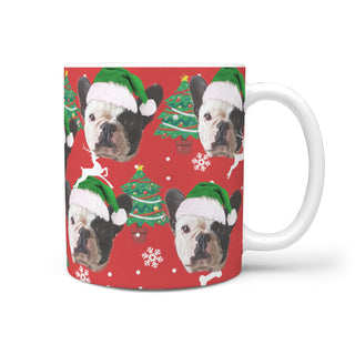 Mug Red Personalized Pet