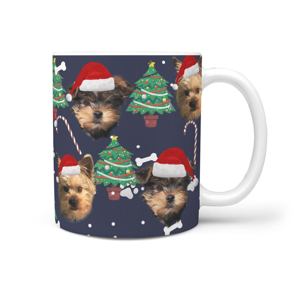 Mug Blue Personalized Pet