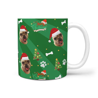 Mug Green Personalized Pet