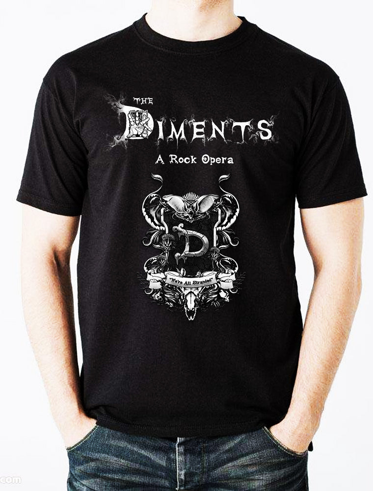 The Diments Limited Edition Merch Pack