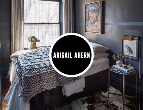 Abigail ahern is undeniably one of the most followed interior designers in the uk her namesake blog showcases her eclectic taste in interior design that is