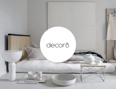 Decor8 is one of the leading go to interior design blogs recognized for its vibrant approach to home styling with its actionable tips with beauty and