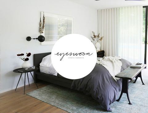 EyeSwoon Is A Go To Resource For Instagram Worthy Bedroom Interior Designs.  Search For Any Refined Bedroom Ideas And Athena Calderon, The Master Behind  The ...