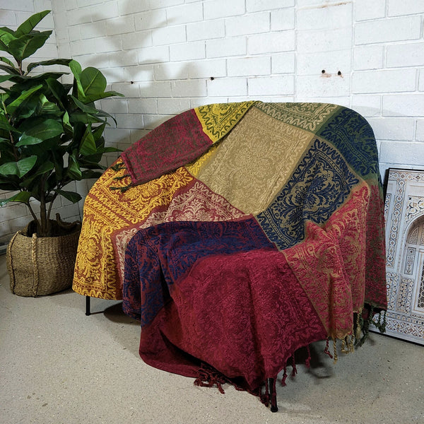 Decor Throw Rug- Boho Chic