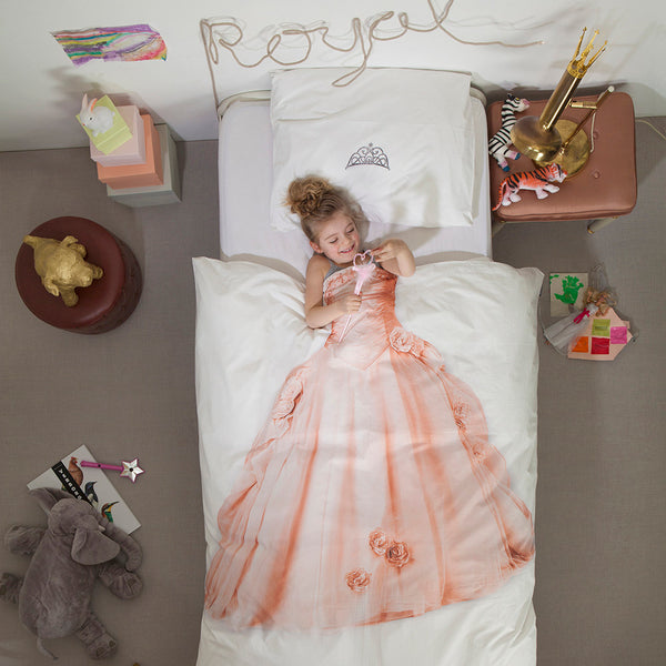 Princess Single duvet cover Designed in Holland Made in Portugal