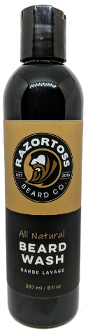 Beard Wash - Razortoss Beard Company