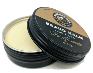 BEARD BALM - The Aficionado - Razortoss Beard Company