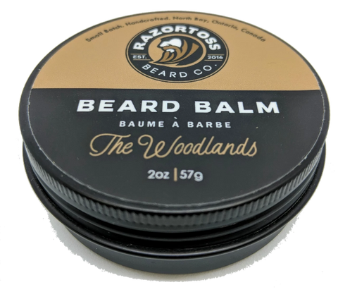 BEARD BALM - The Woodlands - Razortoss Beard Company