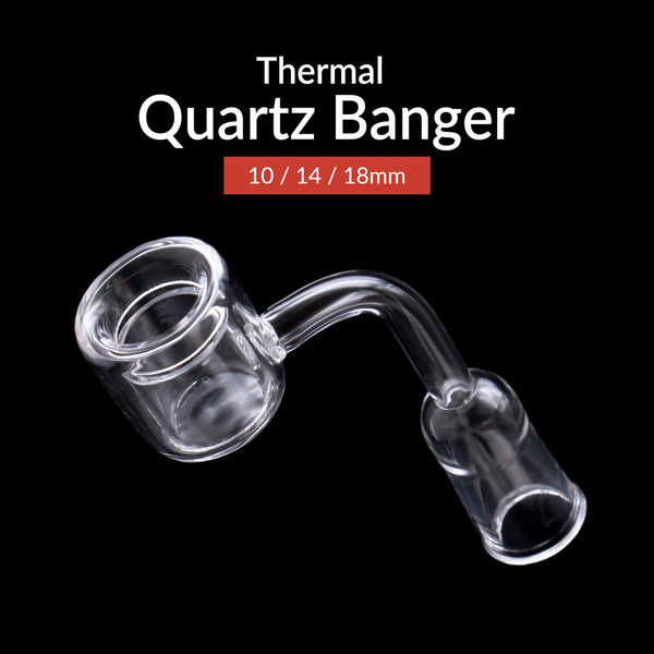 Volcanee Thermal Quartz Banger