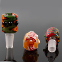 Volcanee 14mm 18mm Glass Bowl