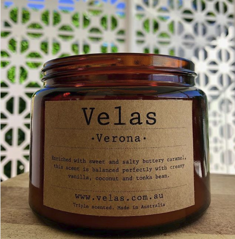 Warm Winter Aromas - our new popular scent- Verona!
