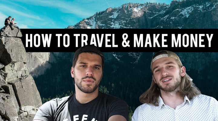 How We Travel AND Make Money