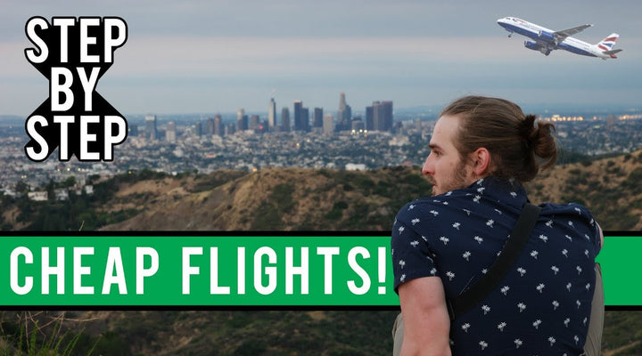 How We Buy the Cheapest Flights